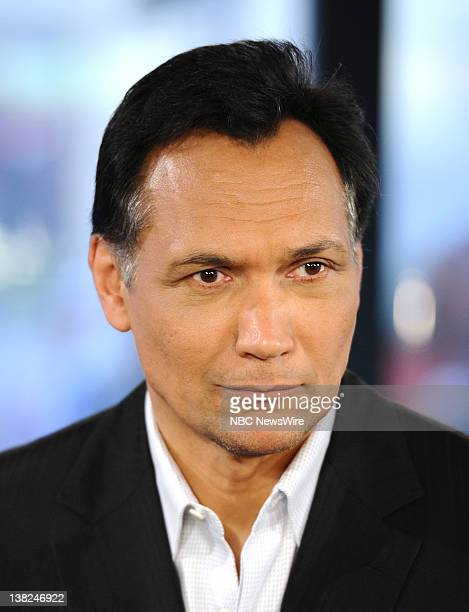 Jimmy Smits appears on NBC News' Today show