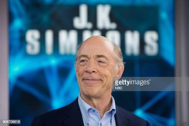 JK Simmons on Thursday Jan 18 2018