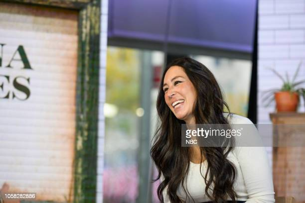 Joanna Gaines on Tuesday November 6 2018