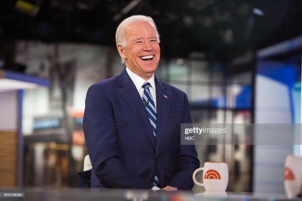 "NBC's ""Megyn Kelly TODAY"" with guests Joe Biden, Aly Raisman, Cindi Leive, Gigi Hadid"