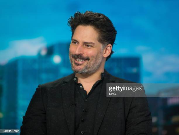 Joe Manganiello on Friday April 13 2018