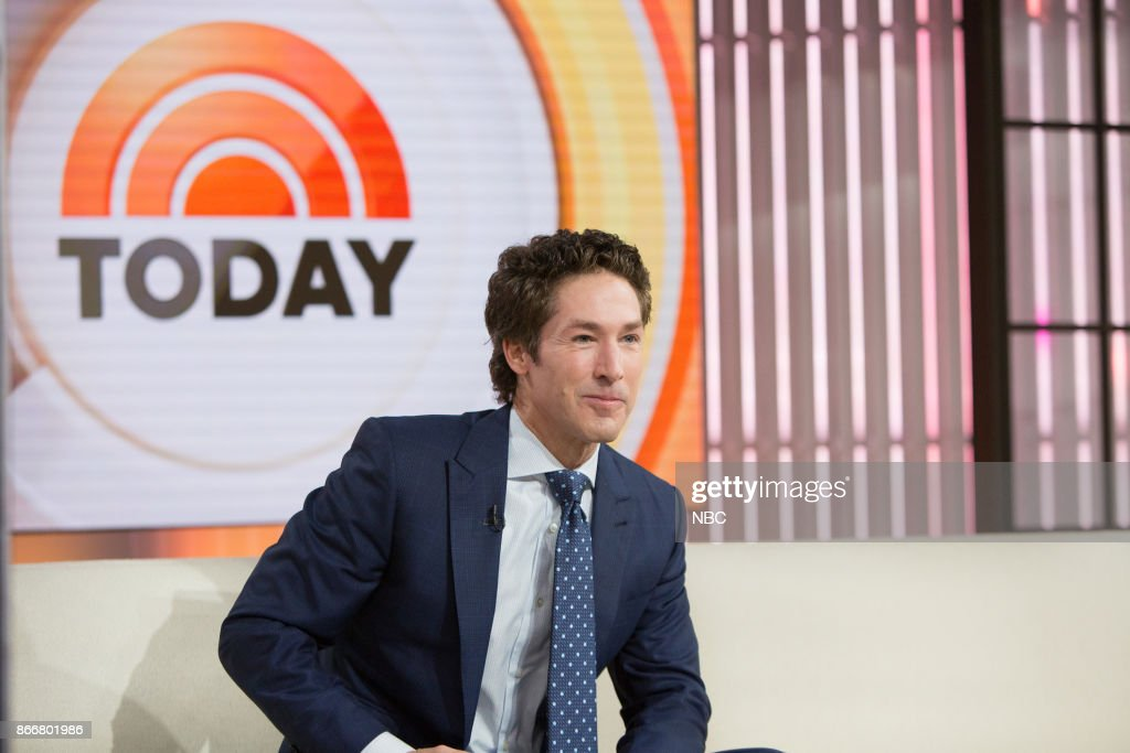 "NBC's ""Today"" With guests Joel Osteen, Heather Graham, Chocofeller Plaza, Halloween Costumes, Hero Dogs"