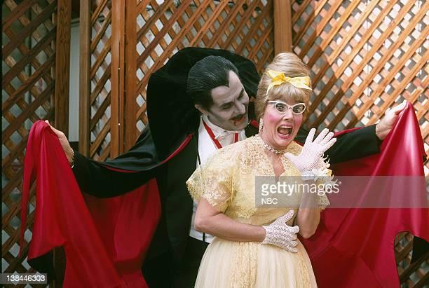 John Aniston as Victor Kiriakis Peggy McCay as Caroline Brady