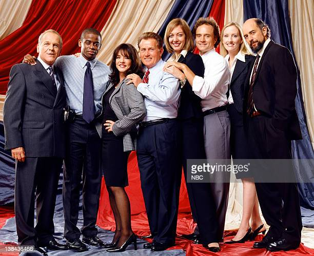 John Spencer as Leo McGarry Dule Hill as Charlie Young Allison Janney as Claudia Jean 'CJ' Cregg Stockard Channing as Abbey Bartlet Martin Sheen as...