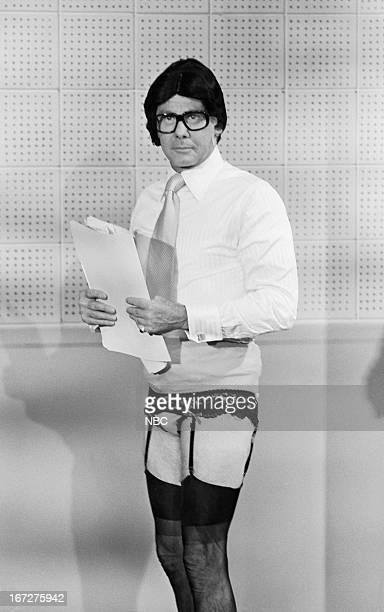 Johnny Carson during a skit on November 3 1978