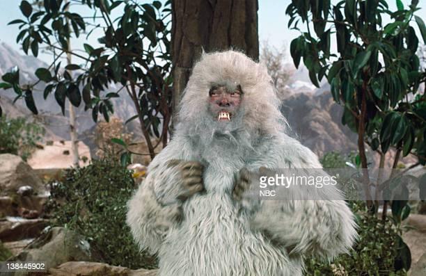 Jon Locke as Abominable Snowman
