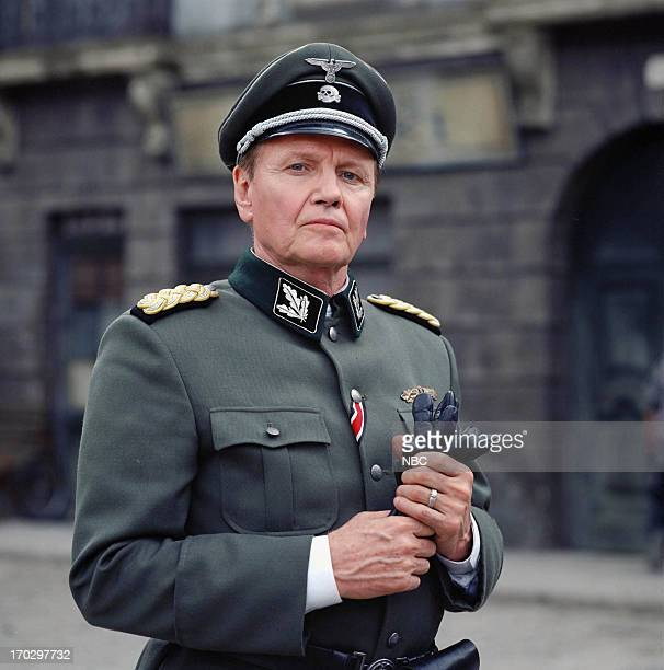 Jon Voight as MajorGeneral Jurgen Stroop
