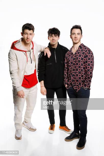 Jonas Brothers Nick Jonas Joe Jonas Kevin Jonas