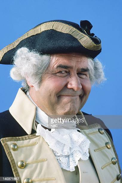 Jonathan WInters as George Washington Photo by Frank Carroll/NBC/NBCU Photo Bank