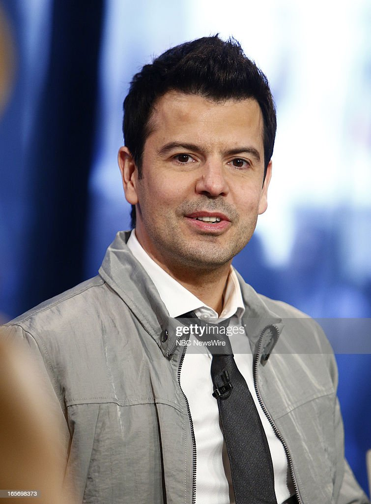 Jordan Knight of New Kids on the Block appears on NBC News' 'Today' show --