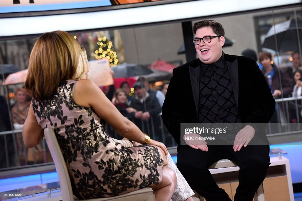 Jordan Smith appears on NBC News' 'Today' show --