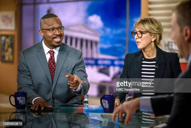 Joshua Johnson Host NPRs 1A NBC News Contributor and Danielle Pletka SVP Foreign and Defense Policy Studies at the American Enterprise Institute NBC...