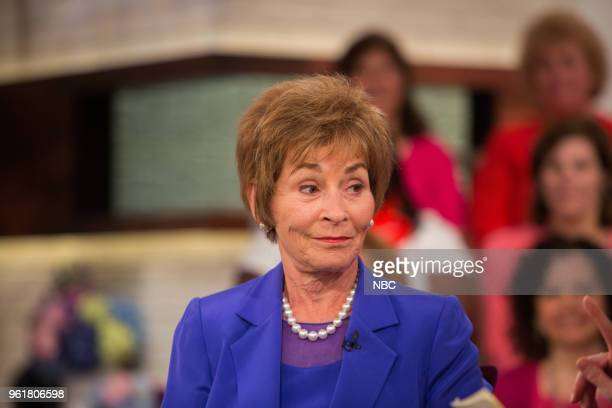 Judge Judy Sheindlin and Megyn Kelly on Tuesday May 22 2018