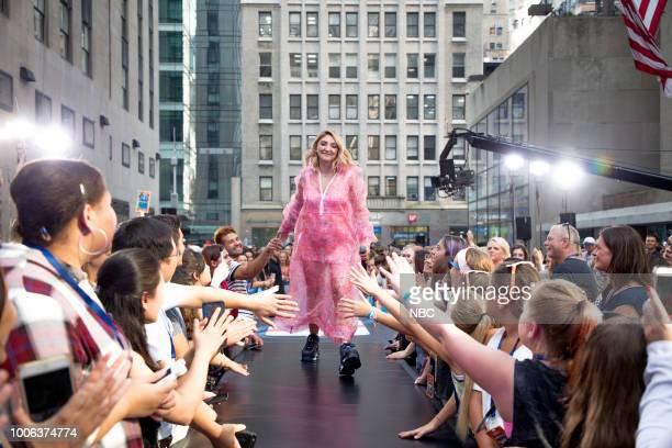 Julia Michaels on Friday July 27 2018