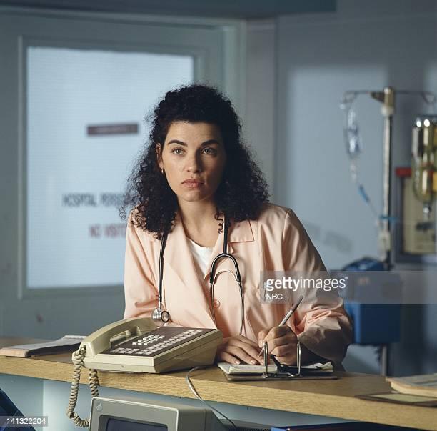 Julianna Margulies as Nurse Carol Hathaway Photo by NBCU Photo Bank