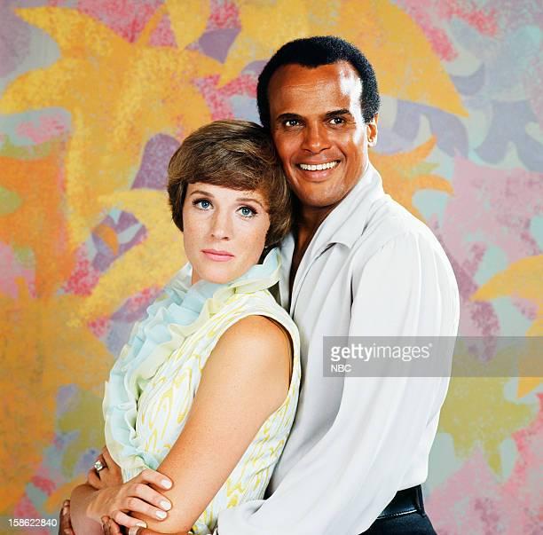 Julie Andrews Harry Belafonte