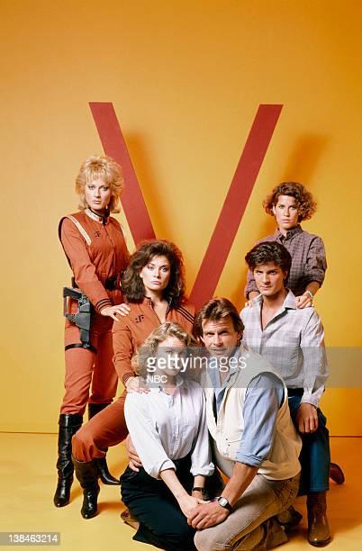 June Chadwick as Lydia Jane Badler as Diana Faye Grant as Dr Juliet Parrish Marc Singer as Michael Donovan Jeff Yagher as Kyle Bates Blair Tefkin as...