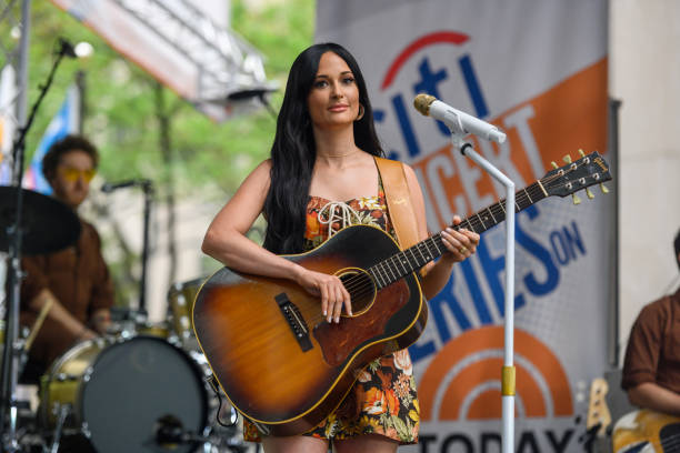 "NY: NBC's ""TODAY"" - Kacey Musgraves, Marcus Samuelsson, Baby Shower, Mark Ellwood"