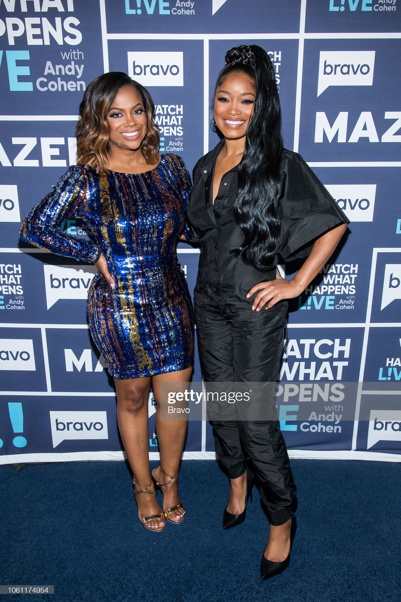 ¿Cuánto mide Keke Palmer? - Real height Pictured-kandi-burruss-and-keke-palmer-picture-id1061174954?s=2048x2048