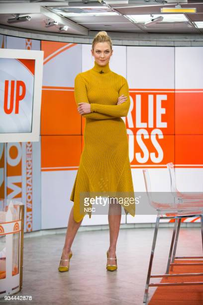 Karlie Kloss on Friday March 16 2018