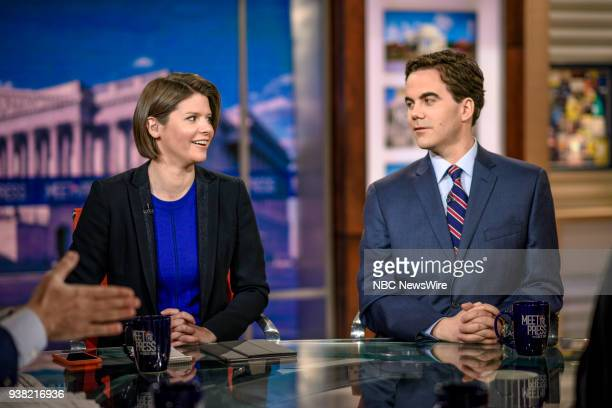 "Kasie Hunt NBC News Capitol Hill Correspondent Host MSNBC's ""Kasie DC"" and Robert Costa National Political Reporter The Washington Post NBC News..."