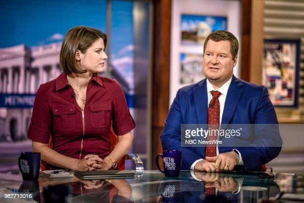 Kasie Hunt NBC News Capitol Hill Correspondent Host MSNBCs Kasie DC and Erick Erickson Host WSB Radio Atlanta's Evening News with Erick Erickson...
