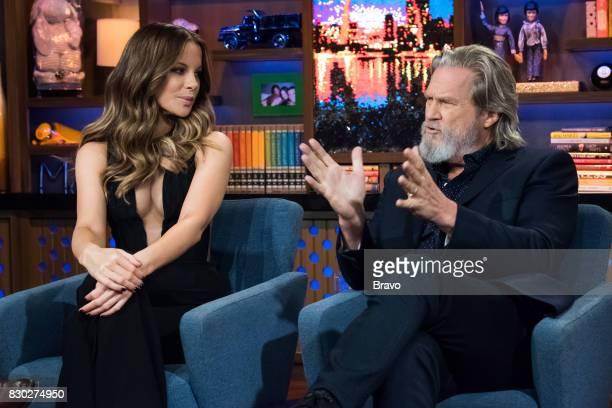 Kate Beckinsale and Jeff Bridges