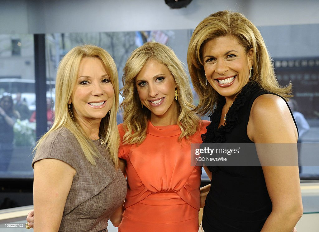 Kathie Lee Gifford Emily Griffin And Hoda Kotb Appear On Nbc News