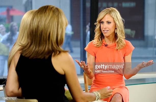 Kathie Lee Gifford Hoda Kotb and Emily Griffin appear on NBC News' Today show