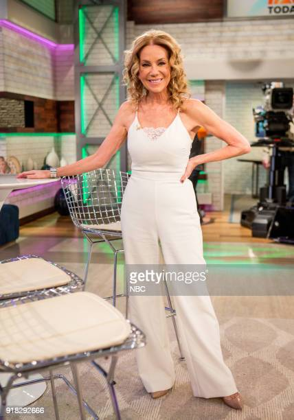 Kathie Lee Gifford on Tuesday Feb 13 2018