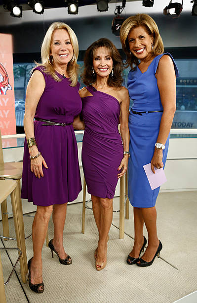 Nbc 39 s today with guests susan lucci ellen barkin maura - Nbc today show kathie lee and hoda ...