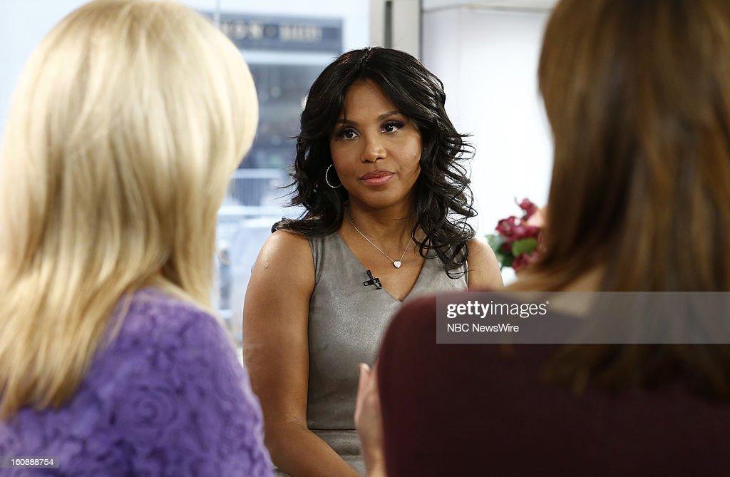 Kathie Lee Gifford, Toni Braxton, Hoda Kotb appear on NBC News' 'Today' show --