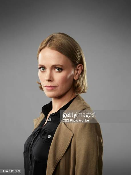 Pictured Katia Winter as Gwen Karlsson of the CBS series BLOOD & TREASURE scheduled to air on the CBS Television Network.
