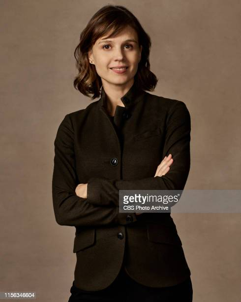 Pictured Katja Herbers as Kristen Bouchard of the CBS series EVIL scheduled to air on the CBS Television Network