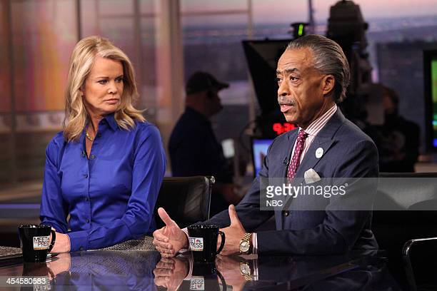 Katty Kay Rev Al Sharpton