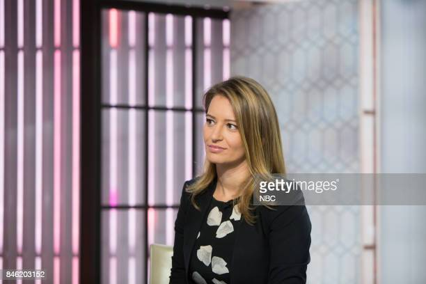 Katy Tur on Tuesday September 12 2017
