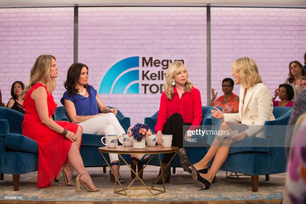 "NBC's ""Megyn Kelly TODAY"" with guests Maury Povich, Connie Chung, Kelley Kitley, Laura McKowen"