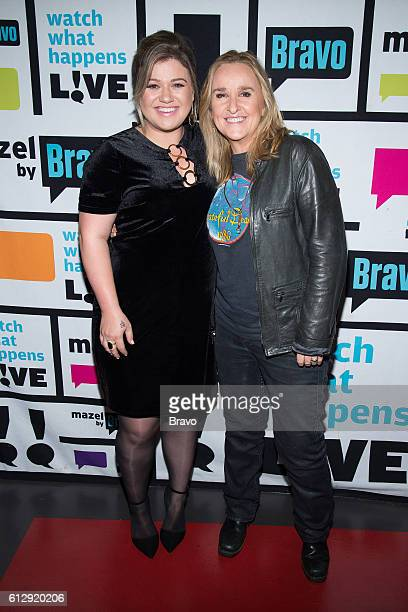 Kelly Clarkson and Melissa Etheridge