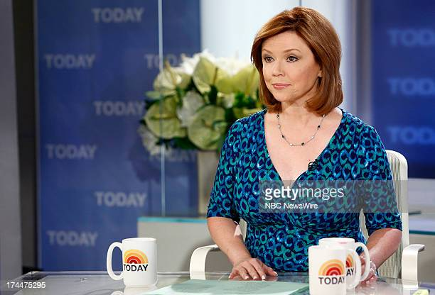 "Kelly O'Donnell appears on NBC News' ""Today"" show --"