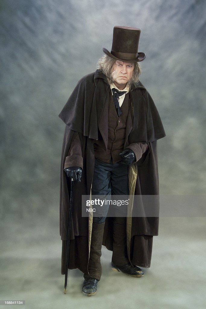 Kelsey Grammer as Ebeneezer Scrooge -- News Photo | Getty Images
