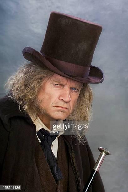 Kelsey Grammer as Ebeneezer Scrooge
