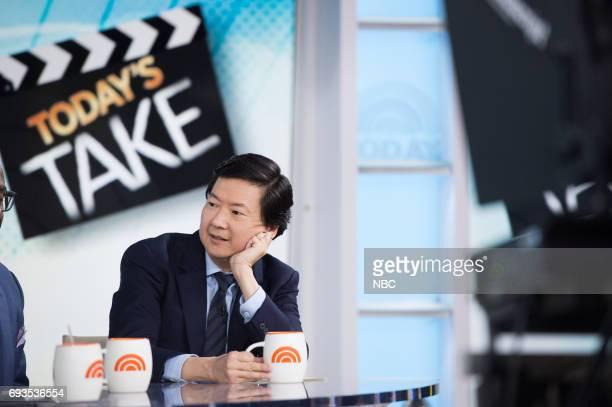Ken Jeong on Tuesday June 6 2017