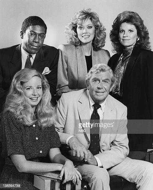 Kene Holliday as Tyler Hudson Nancy Stafford as Michelle Thomas Julie Sommars as ADA Julie March Kari Lizer as Cassie Phillips Andy Griffith as...