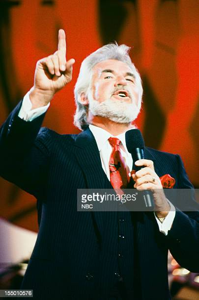 Pictured: Kenny Rogers during the From the Heart... The First International Very Special Arts Festival held on June 17, 1989 in Washington, D.C. --