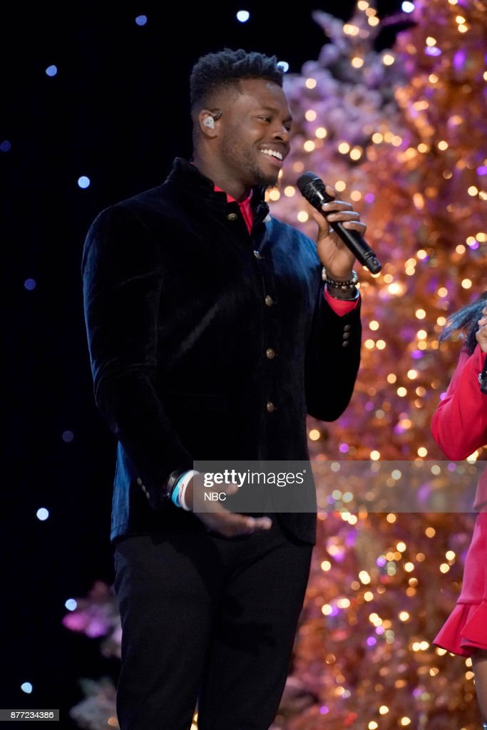 A Very Pentatonix Christmas.Kevin Olusola News Photo Getty Images