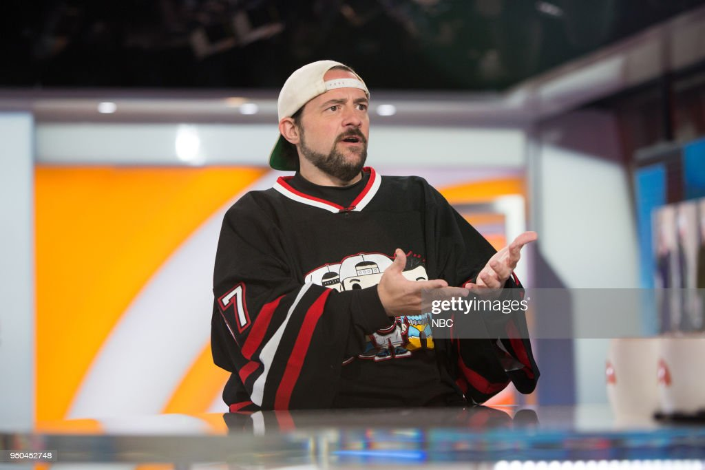 "NBC's ""TODAY"" With guests Kevin Smith, New York Women in Communications"