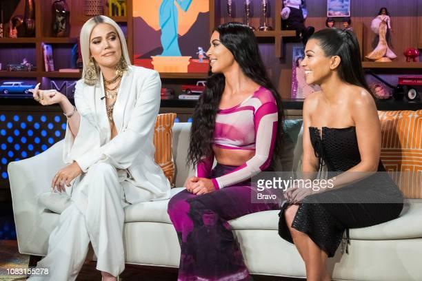 Pictured : Khloe Kardashian, Kim Kardashian and Kourtney Kardashian --