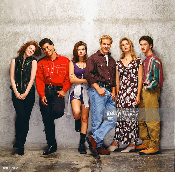 Kiersten Warren as Alex Tabor Mario Lopez as AC Slater Tiffani Thiessen as Kelly Kapowski MarkPaul Gosselaar as Zack Morris Anne Tremko as Leslie...