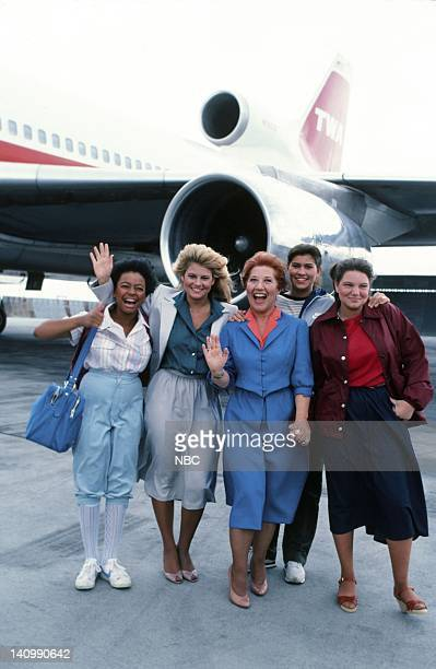 Kim Fields as Dorothy 'Tootie' Ramsey Lisa Whelchel as Blair Warner Charlotte Rae as Mrs Edna Ann Garrett Nancy McKeon as Joanna 'Jo' Marie...