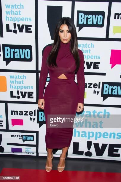 Pictured: Kim Kardashian --